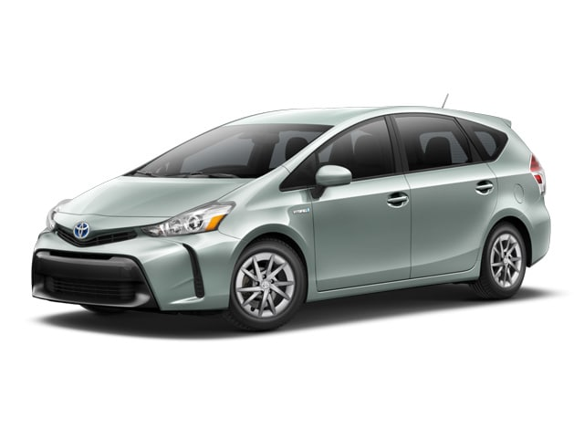 New 2017 Toyota Prius v Two Wagon for sale in Dublin, CA