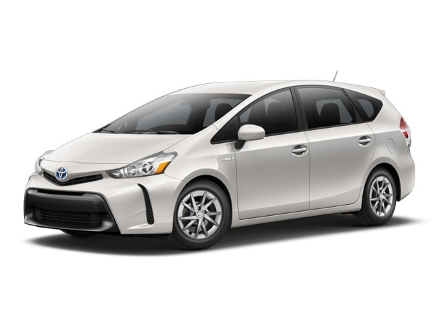 New 2017 Toyota Prius v 5-Door Two Wagon for sale in the Boston MA area