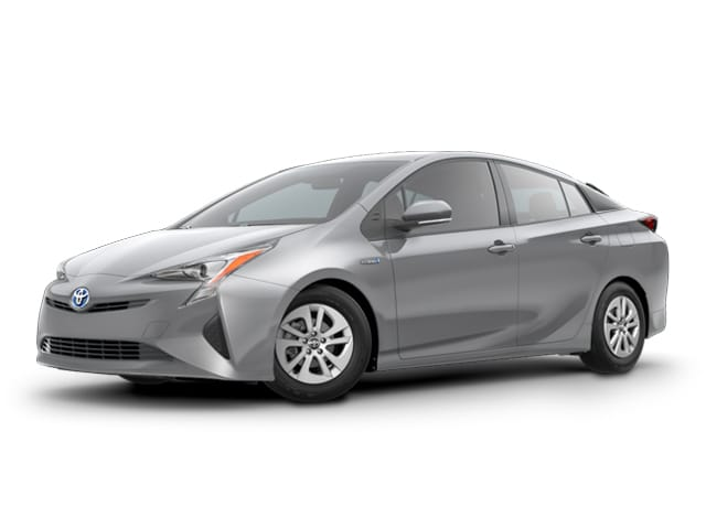 New 2017 Toyota Prius Two (CVT) Hatchback Serving Los Angeles