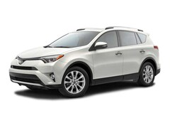 New 2017 Toyota RAV4 Limited SUV 888817 in Chico, CA