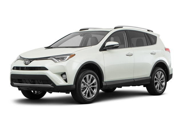 New 2017 Toyota RAV4 Platinum SUV for sale in Dublin, CA