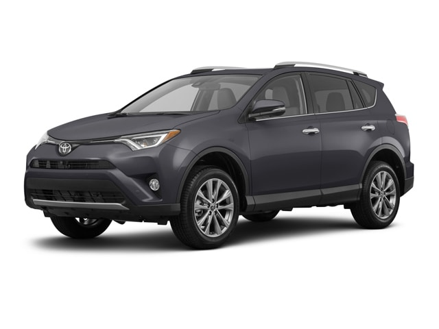 New 2017 Toyota RAV4 Platinum AWD SUV near Minneapolis & St. Paul MN