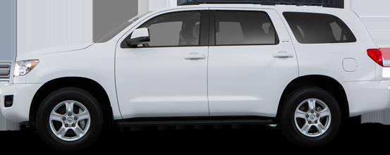 2017 Toyota Sequoia SUV SR5 (A6)