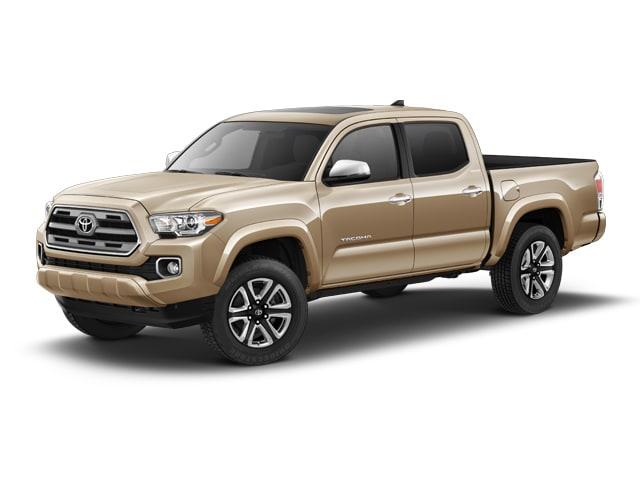 New 2017 Toyota Tacoma, $43488