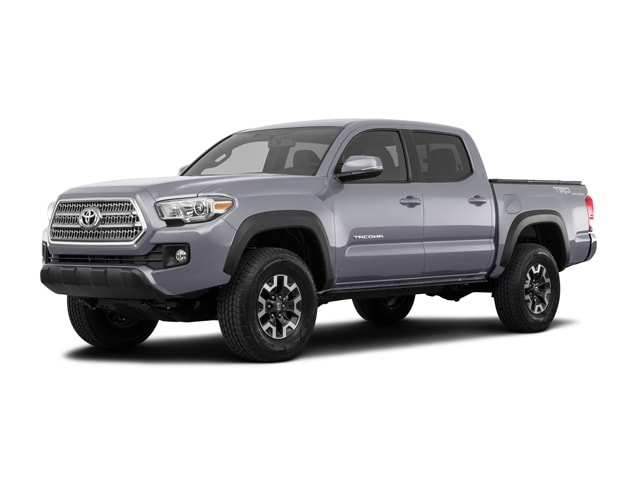 2017 Toyota Tacoma TRD Off Road V6 (A6) Truck Double Cab
