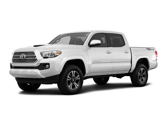 New 2017 Toyota Tacoma, $36362
