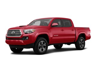 New 2017 Toyota Tacoma TRD Sport V6 Truck Double Cab for sale in Southfield, MI at Page Toyota