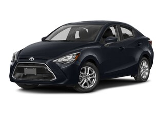 2017 Toyota Yaris iA 4-Door Sedan
