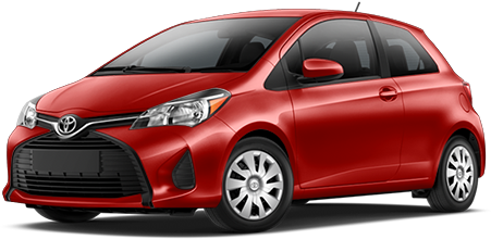 2017 Toyota Yaris Hatchback 3-Door L