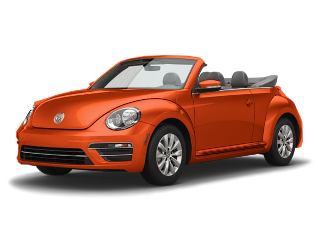 2017 Volkswagen Beetle Convertible New York
