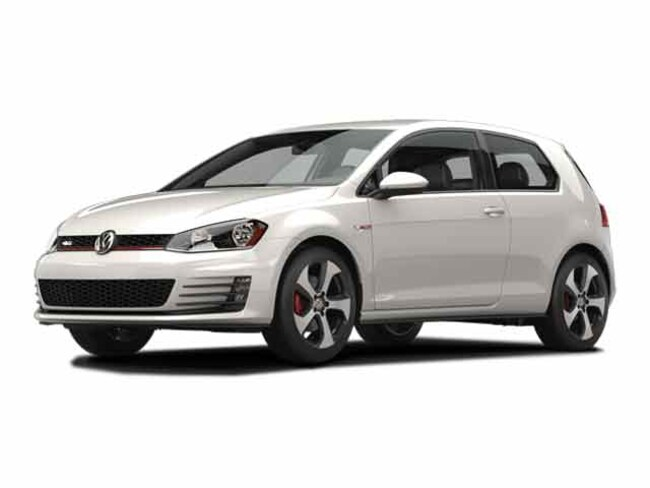 New 2017 Volkswagen Golf GTI S 4-Door Hatchback for sale Long Island NY