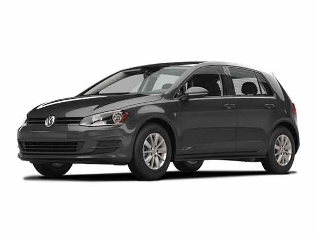 2017 Volkswagen Golf Hatchback In Calgary Ab New Vw