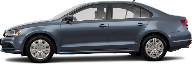 2017 Volkswagen Jetta Sedan 1.4T S