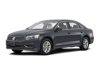 2017 Volkswagen Passat Sedan Urano Gray Metallic