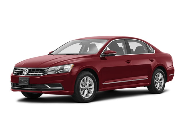 New 2017 Volkswagen Passat 1.8T S Sedan for sale in Bristol, TN
