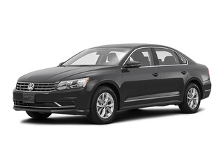 New 2017 Volkswagen Passat 1.8T S Sedan 1VWAT7A38HC056580 for sale on Long Island, NY at Riverhead Bay Volkswagen