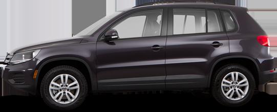 2017 Volkswagen Tiguan SUV 2.0T S