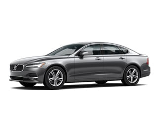 2017 Volvo S90 Sedan Osmium Gray Metallic