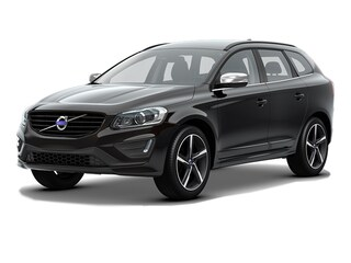 New 2017 Volvo XC60 T6 AWD R-Design SUV in Chicago