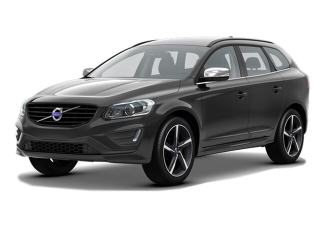 New 2017 Volvo XC60 T6 AWD R-Design SUV in Ann Arbor