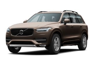 2017 Volvo XC90 SUV Twilight Bronze Metallic