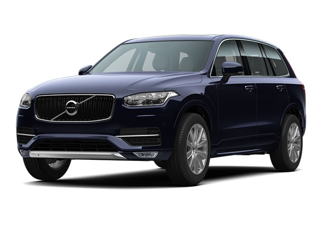 New 2017 Volvo XC90 T6 AWD Momentum SUV in Santa Fe, NM