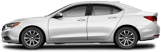 2018 Acura TLX Sedan V6