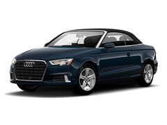 New 2018 Audi A3 2.0T Premium Plus Cabriolet in Cary, NC near Raleigh