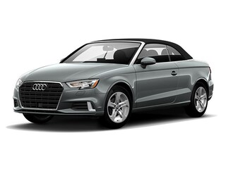 new 2018 Audi A3 2.0T Cabriolet for sale near Worcester