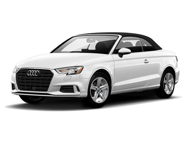 New 2018 Audi A3 2.0T Premium Plus Cabriolet Near San Francisco
