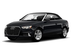 New 2018 Audi A3 2.0T Premium Plus Cabriolet in Atlanta, GA