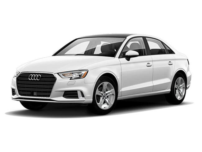 New 2018 Audi A3 2.0T Sedan in Bloomington IN