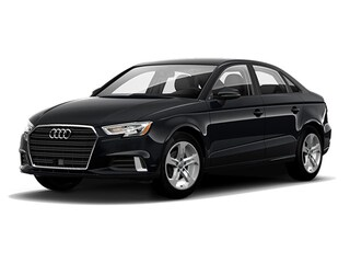 New 2018 Audi A3 2.0T Premium Plus Sedan J024336 Burlington MA