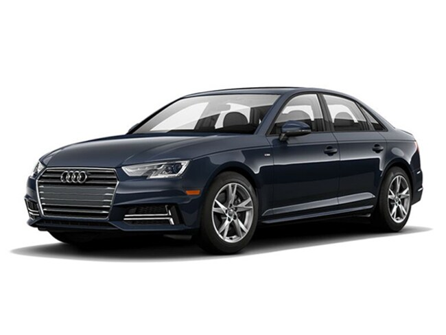 New 2018 Audi A4 2.0T Premium Plus Sedan For sale near New Brunswick NJ