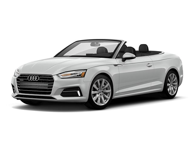 New 2018 Audi A5 2.0T Premium Plus Convertible Hampton, Virginia