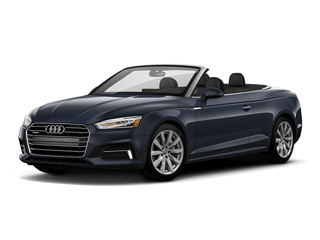 New 2018 Audi A5 2.0T Premium Convertible Hampton, Virginia