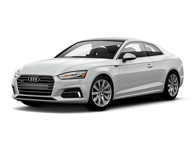 New 2018 Audi A5 2.0T Premium Plus Coupe in Bloomington IN