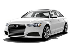 New 2018 Audi A6 2.0 Tfsi Premium FWD Car for sale at McKenna Audi - Serving Los Angeles