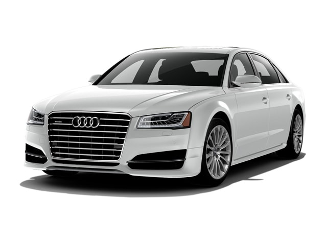 2018 Audi A8 Sedan Mission Viejo
