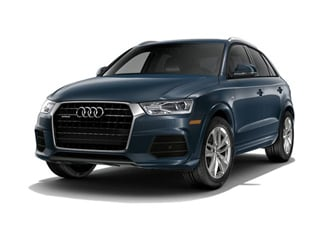 2018 Audi Q3 SUV Utopia Blue Metallic