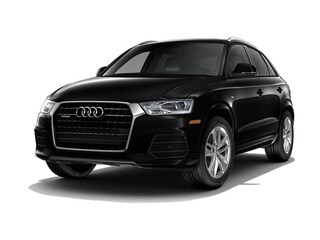 New 2018 Audi Q3 2.0T Premium Plus SUV J012373 Burlington MA