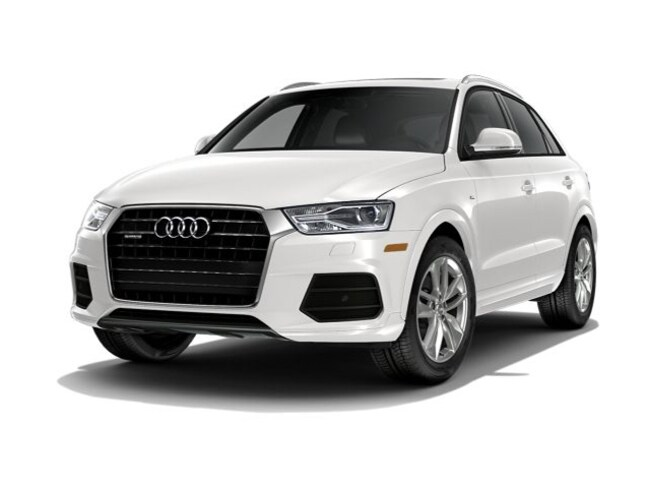 New 2018 Audi Q3 2.0T Premium SUV in Cary near Raleigh, NC