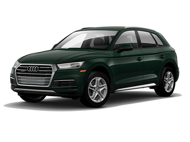 2018 Audi Q5 Suv Houston