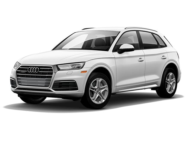 New 2018 Audi Q5 SUV near Hampton