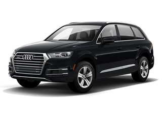 2018 Audi Q7 SUV Orca Black Metallic