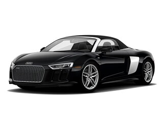New 2018 Audi R8 5.2 V10 Spyder WUAVACFX4J7900095 for sale in San Rafael, CA at Audi Marin