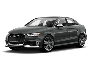 New 2018 Audi RS 3 Sedan For sale near Camas WA