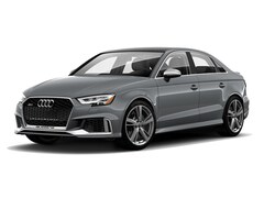 New 2018 Audi RS 3 2.5T Sedan WUABWGFF4J1903634 Wilmington, DE