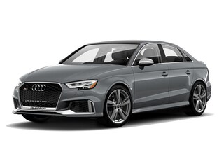 New 2018 Audi RS 3 2.5T Sedan Des Moines
