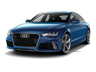 2018 Audi RS 7 Hatchback Sepang Blue Pearl Effect